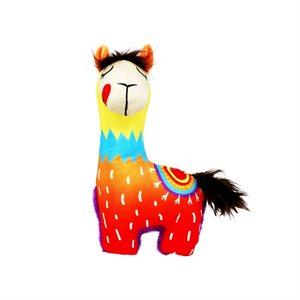 KONG Ballistic® Vibez Llamas Assorted Extra Small