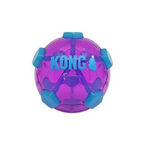 KONG Balle de Soccer « Wrapz Sport » Grande
