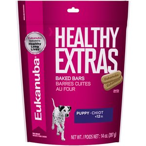 EUKANUBA Healthy Extras Puppy Treats 12 / 12oz