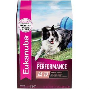 EUKANUBA Premium Performance Sprint 21 / 13 Adult Dog 28LBS