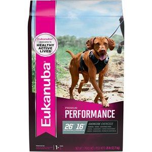 EUKANUBA Premium Performance Exercise 26 / 16 Adult Dog 28LBS