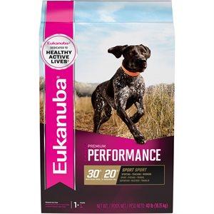 EUKANUBA Premium Performance Sport 30 / 20 Adult Dog 28LBS