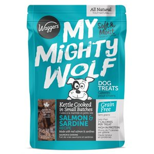 Waggers My Mighty Wolf Salmon 150g