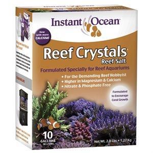 Instant Ocean Reef Crystals Salt 10 Gallons