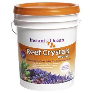 Instant Ocean Reef Crystals Salt 160 Gallons