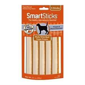 Spectrum Smart Sticks Sweet Potato 5 Pack