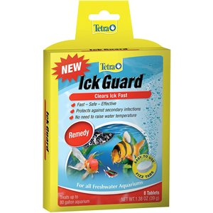 Spectrum Brands Tetra Ick Guard Tablets 8 Count