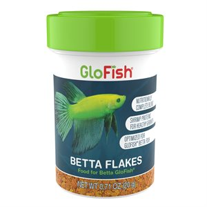 Spectrum Brands Nourriture Flocons pour Poissons « GloFish »Betta 0.7oz