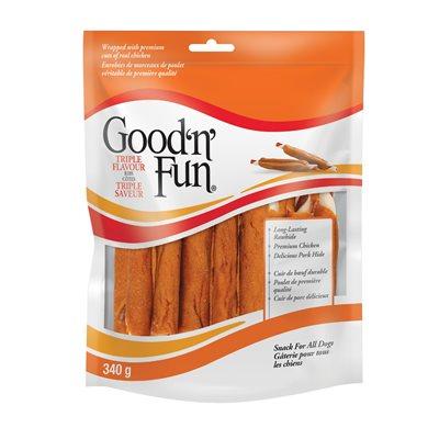 Spectrum Brands Good 'n' Fun Triple Flavor Ribs 340 G