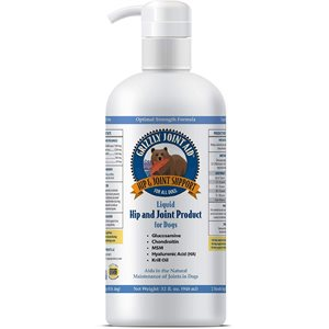 Grizzly Pet Products Joint Aid Liquid Supplement 32oz
