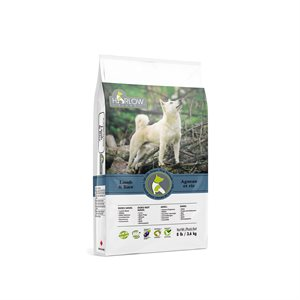 Harlow Blend Dog Food Lamb & Rice Formula 8LBS