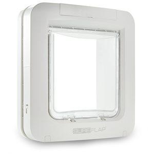 SureFlap Microchip Pet Door White