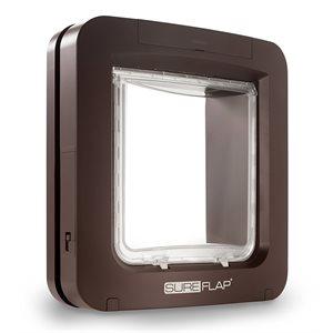 SureFlap Microchip Pet Door Brown