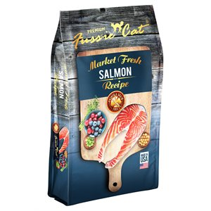 Fussie Cat Potato & Grain Free Salmon Formula Cat Food 10LB
