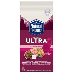 Natural Balance Original Ultra Cat Chicken Meal & Salmon Meal 6 lb
