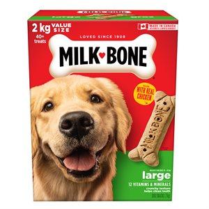 Smuckers Milk Bone Original Large Biscuits 6 / 2KG