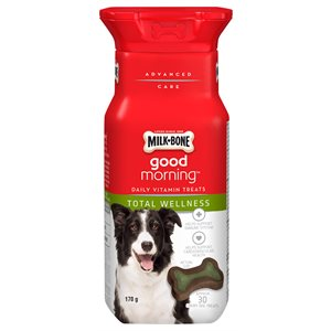 Smuckers Milk Bone Good Morning Total Wellness 30 Pack 4 / 170g