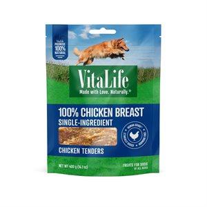 VitaLife Dog Jerky Treats Chicken Tenders 400g
