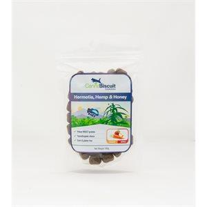 Cannabiscuit Hermetia, Hemp & Honey Carrot & Apple Treats 180g