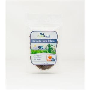 Cannabiscuit Hermetia, Hemp & Honey Pumpkin & Blueberry Treats 180g