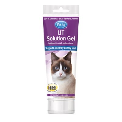 PetAg UT Solution Gel Cats 3.5oz