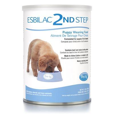 PetAg Esbilac 2nd Step™ Puppy Weaning Food 14oz