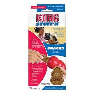 KONG Stuff'N Peanut Butter Snacks